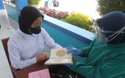MEDICAL CHECK UP Bagi Calon Taruna - Taruni Angkatan XXXIX